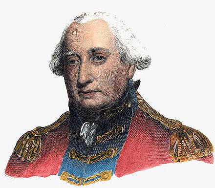 role of geography and yorktown lord cornwallis